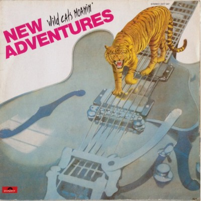 New Adventures --- Wild...