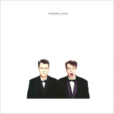 Pet Shop Boys --- Actually