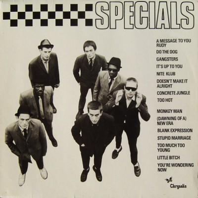 The Specials --- Specials