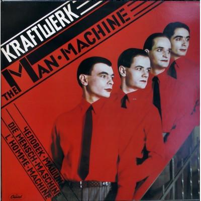Kraftwerk --- The Man Machine