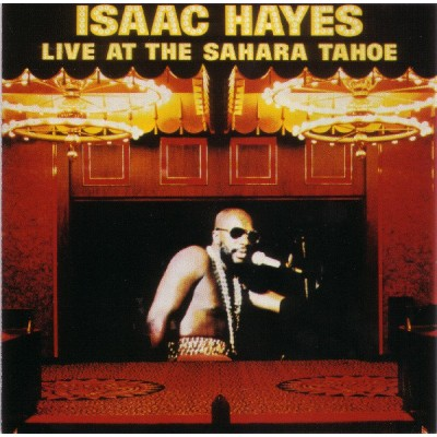 Isaac Hayes --- Live At The...