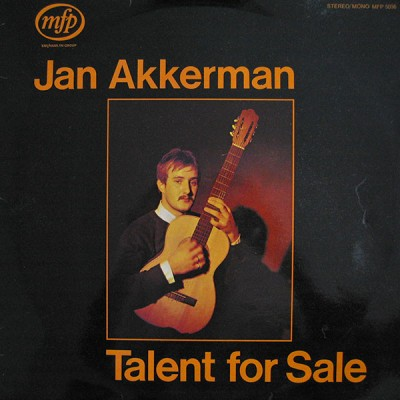 Jan Akkerman --- Talent For...