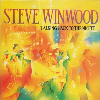 Steve Winwood --- Talking...