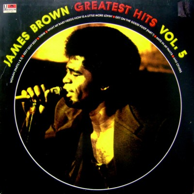 James Brown --- Greatest...