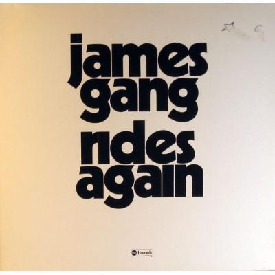 James Gang --- Rides Again