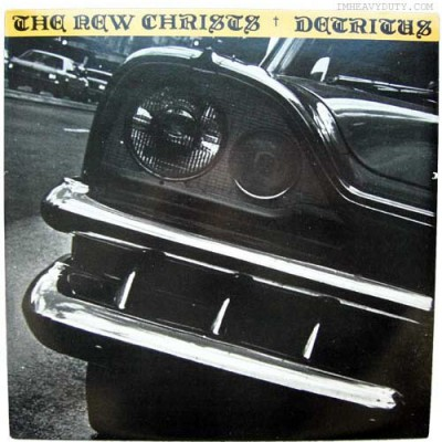 The New Christs --- Detritus