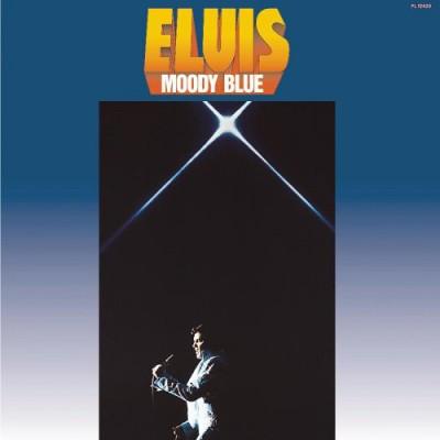 Elvis Presley --- Moody Blue