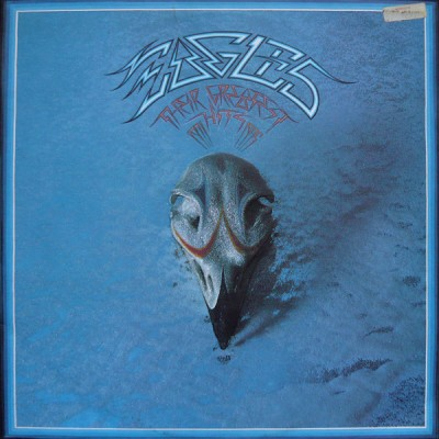 Eagles --- Their Greatest Hits