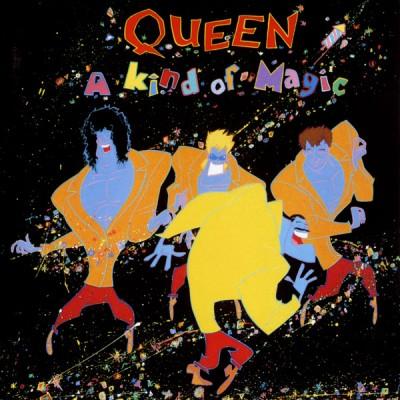 Queen --- A Kind Of Magic