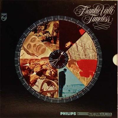 Frankie Valli --- Timeless