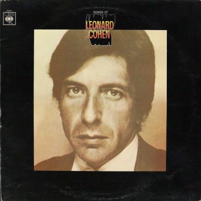 Leonard Cohen --- Songs Of