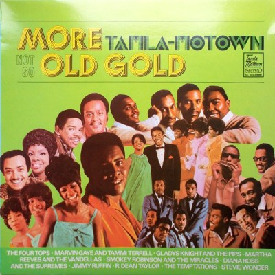 Tamla-Motown --- More Not...