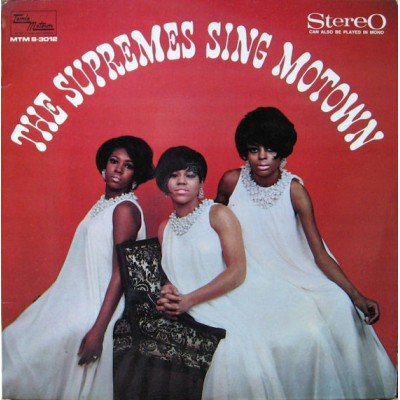 The Supremes --- The...
