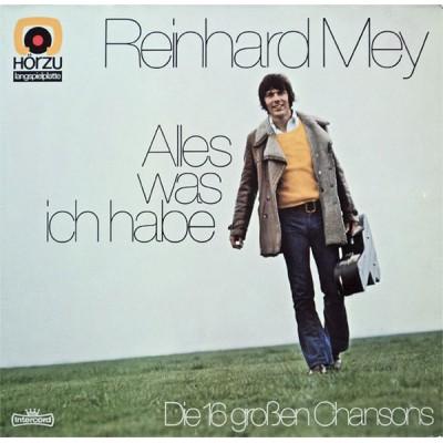 Reinhard Mey --- Alles Was...