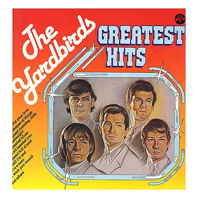 The Yardbirds --- Greatest...