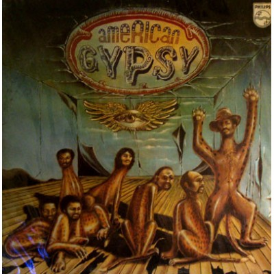 American Gypsy --- Angel Eyes
