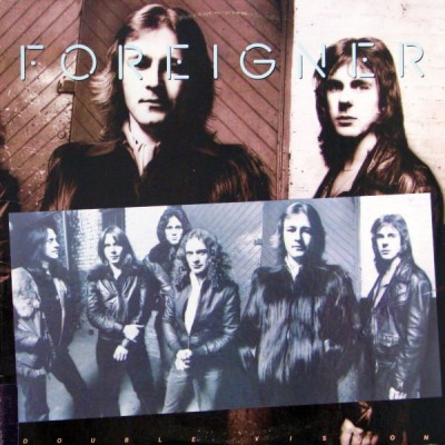 Foreigner --- Double Vision