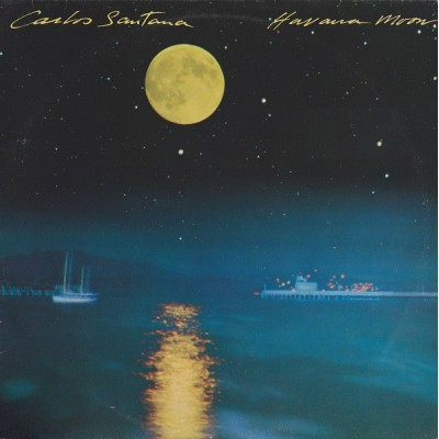 Carlos Santana --- Havana Moon