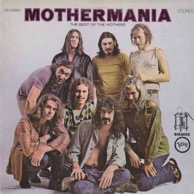 The Mothers --- Mothermania