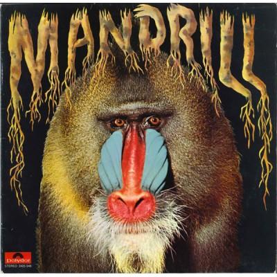 Mandrill --- Mandrill