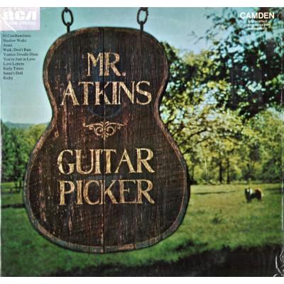 Chet Atkins --- Mr. Atkins...