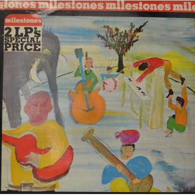 The Band --- Milestones