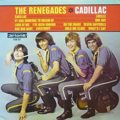 The Renegades --- Cadillac