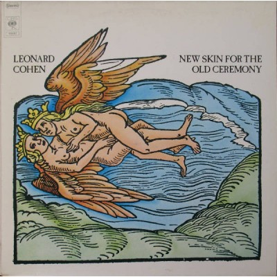 Leonard Cohen --- New Skin...
