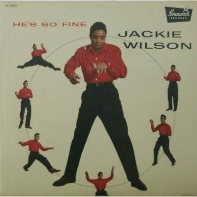 Jackie Wilson --- He's So Fine
