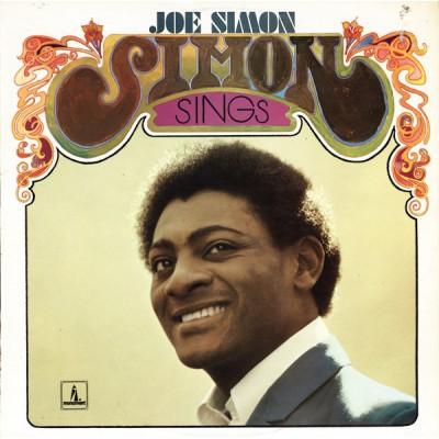 Joe Simon --- Simon Sings