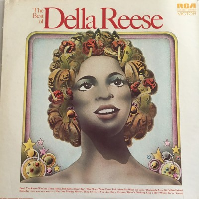 Della Reese --- The Best Of...