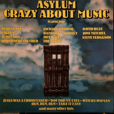 Various --- Asylum - Crazy...