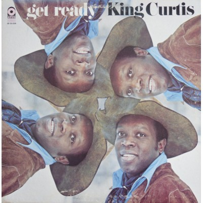 King Curtis --- Get Ready