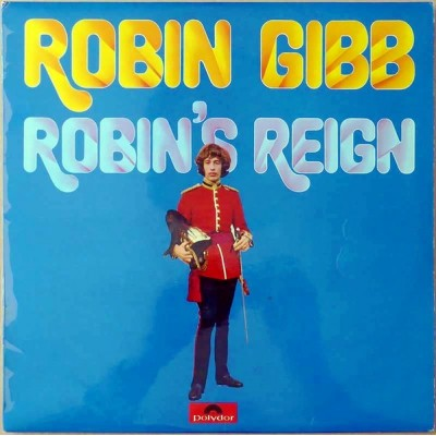 Robin Gibb --- Robin's Reign