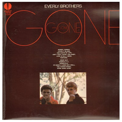 Everly Brothers --- Gone,...