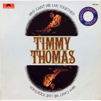 Timmy Thomas --- Why Can't...