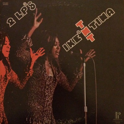 Ike & Tina Turner --- TNT