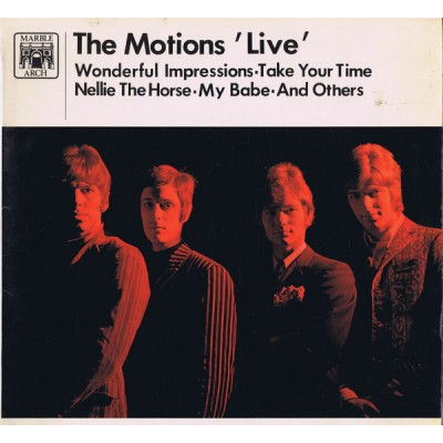 The Motions --- Live!