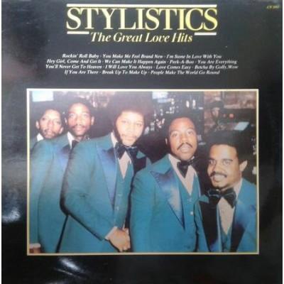 The Stylistics --- The...