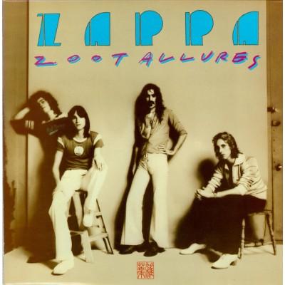 Frank Zappa --- Zoot Allures