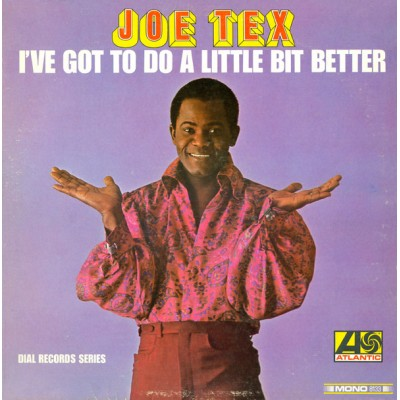 Joe Tex --- I've Got To Do...