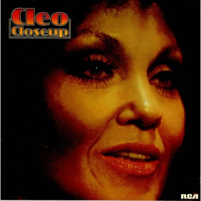 Cleo Laine --- Cleo Close up