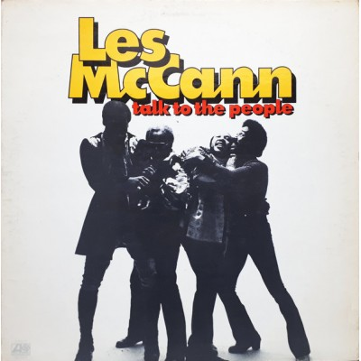 Les McCann --- Talk To The...