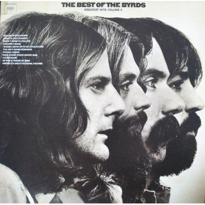 The Byrds --- The Best Of...