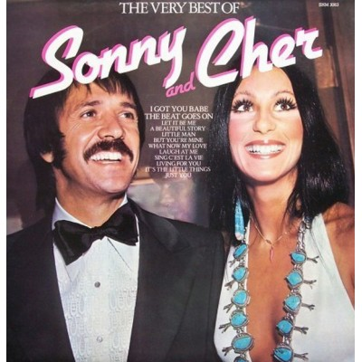 Sonny And Cher --- The Very...