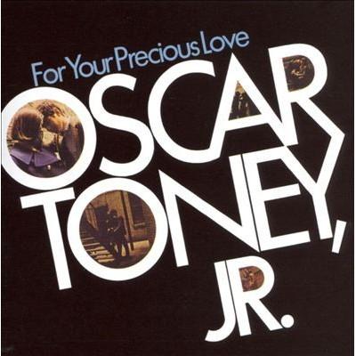 Oscar Toney Jr. --- For...
