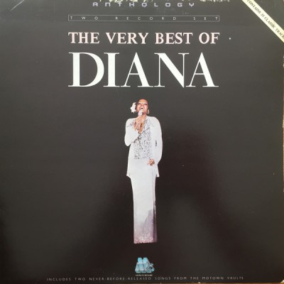Diana Ross --- The Very...
