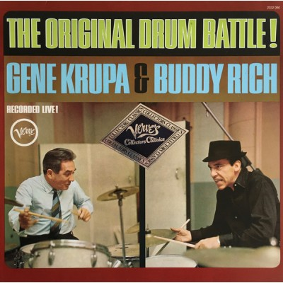 Gene Krupa & Buddy Rich ---...