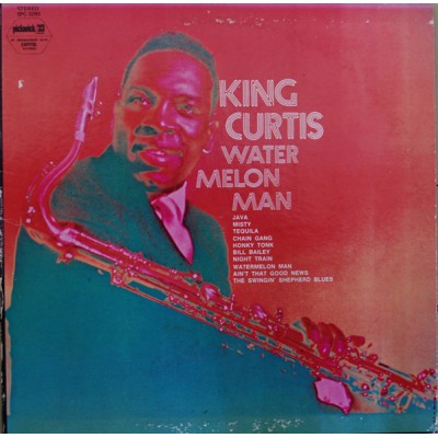 King Curtis --- Water Melonman