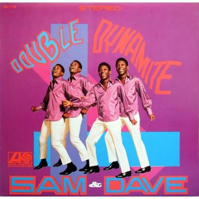 Sam & Dave --- Double Dynamite